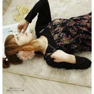 Buy Dodostyle Floral Print Strap Dress 1021706327