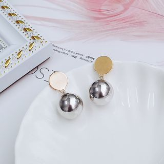 Earring | Polish | Dangle | Ball
