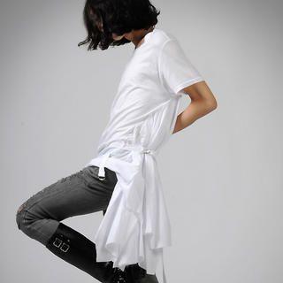 Buy deepstyle Draped Panel T-Shirt 1022750374