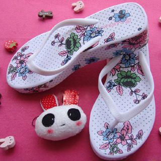 Buy SHY SHY Printed Sandals 1022852965