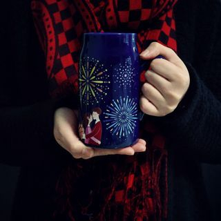 Painted Mug 1050091001