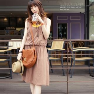 Buy VIVIDRESS Sleeveless Dress 1022932368