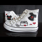 I hearts; Fashion High-Top Canvas Sneakers от YesStyle.com INT
