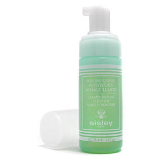 Sisley Creamy Mousse Cleanser and Makeup Remover 125ml4.2oz