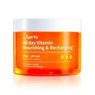 Image of JUMISO - All Day Vitamin Nourishing & Recharging Wash-Off Mask 100ml