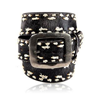 Buy Purplow Square Buckle Belt 1010705355
