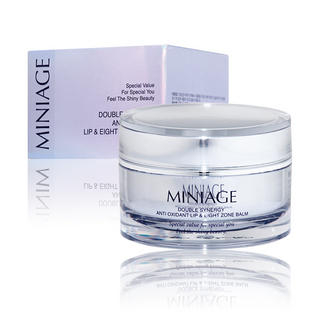 Miniage - Double Synergy Anti Oxidant Lip &amp; Eight Zone Balm