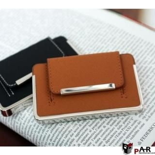 Buy PAR Faux-Leather Card Holder 1021418946