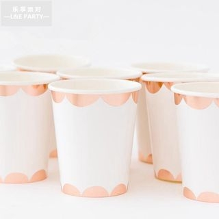 Set: Paper Plate + Cup 1062084513