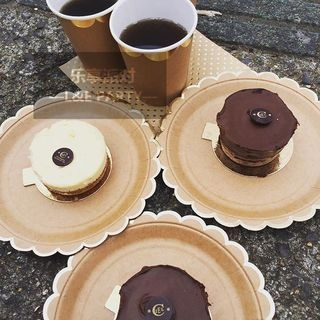 Paper Plate / Cup / Disposable Spoon / Fork / Cake Stand 1062084586