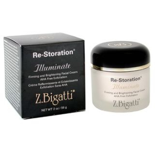 Re-Storation Illuminate Exfoliating &amp; Firming Facial Cream 56g/2oz