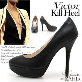 Picture of ZAHIR Platform Pumps 1022239812 (Pump Shoes, ZAHIR Shoes, Korea Shoes, Womens Shoes, Womens Pump Shoes)