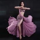 Belly Dance Set: Sequined Bra + Godet Skirt 1596