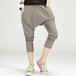 Buy tictak Drawstring Harem Pants 1023065747