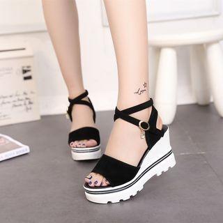 Platform Wedge Sandals 1051162800