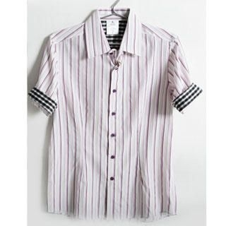 Buy SERUSH Striped Shirt 1022953149