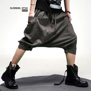 Buy SLOWBABA Harem Pants 1022877033