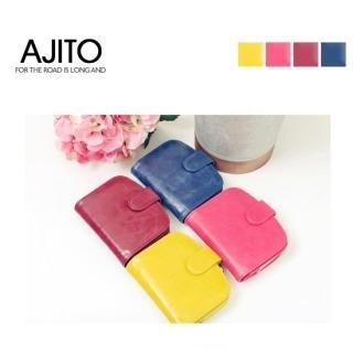 Picture of AJITO Genuine Leather Wallet 1022459283 (AJITO, Wallets, Korea Bags, Womens Bags, Womens Wallets)