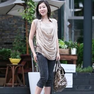 Buy ZOAQT Cropped Jeans 1023060039
