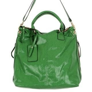 Buy REDOPIN Faux-Leather Tote 1022422894