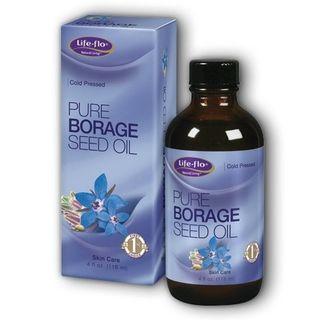 Life-Flo - Pure Borage Seed Oil 4 oz 4oz / 118ml 1066660300