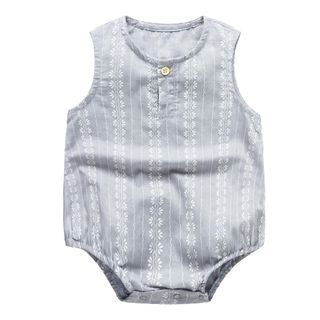 Baby Embroidered Bodysuit