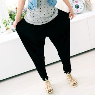 Buy 59 Seconds Harem Pants Black – One Size 1022919870