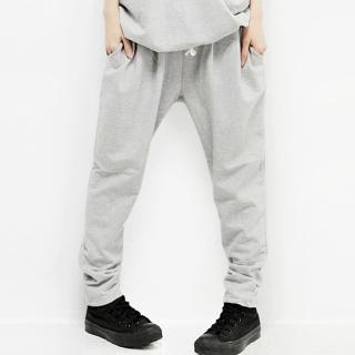 Picture of Beccgirl Baggy Sweatpants 1022279916 (Womens Baggy Pants, Womens Sweatpants, Beccgirl Pants, South Korea Pants)