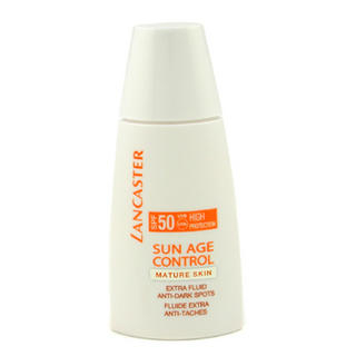 Sun Age Control Extra Fluid Anti-Dark Spots SPF 50 High Protection - Mature Skin 30ml/1oz