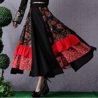Panel Midi Skirt 1596