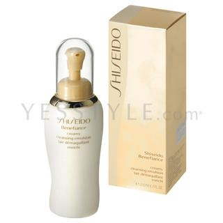 Buy Shiseido – Benefiance Creamy Cleansing Emulsion 200ml/6.7oz