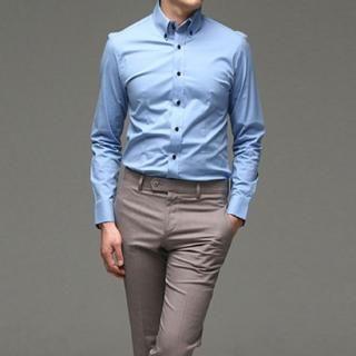 Buy STYLEHOMME Long-Sleeve Shirt 1023058793