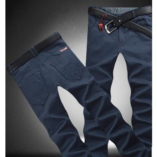 Straight Fit Pants 1052945586