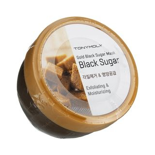 Tony Moly - Gold Black Sugar Mask 100ml