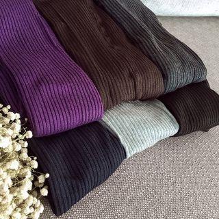 Maternity Ribbed Leggings 1053280736