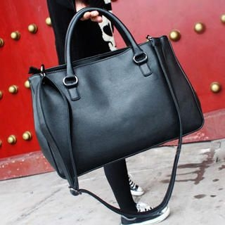 Twist-Lock Satchel