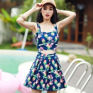 Floral Print Swimdress 1059474878