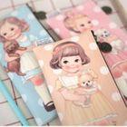 "Paper Doll Mate"" Series Pencil Case 1596"
