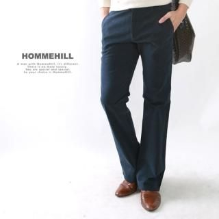 Buy HOMMEHILL Boot-Cut Wool-Blended Pants 1021702072