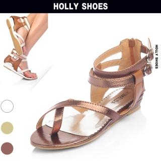 Buy Holly Shoes Strappy Thong Sandals 1022770898
