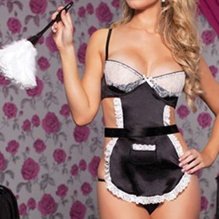 Maid Lingerie Costume 1053491361