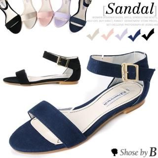 Picture of Shoes by B Ankle Length Sandals 1023038953 (Sandals, Shoes by B Shoes, Korea Shoes, Womens Shoes, Womens Sandals)