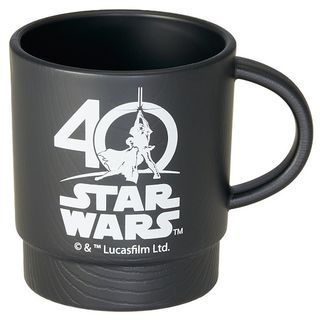 Star Wars 40th Stacking Plastic Cup (Black) 1060109089