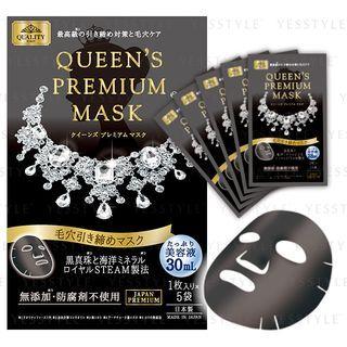 Quality First - Queens Premium Mask (Pore Tightening) 5 pcs 1053730600