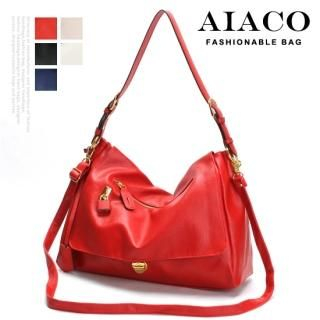 Buy AIACO Faux-Leather Shoulder Bag 1022539222