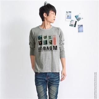 Buy SERUSH Print Tee 1021954391