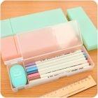 Translucent Pencil Case 1596
