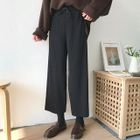 Pleated Wide Leg Pants 1596