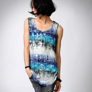 Picture of deepstyle Printed Tank Top 1022930589 (deepstyle, Mens Tees, South Korea)