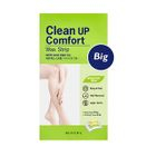 Missha - Clean Up Comfort Wax Strip (Big) 10pcs + Finishing Tissue 2pcs 1596